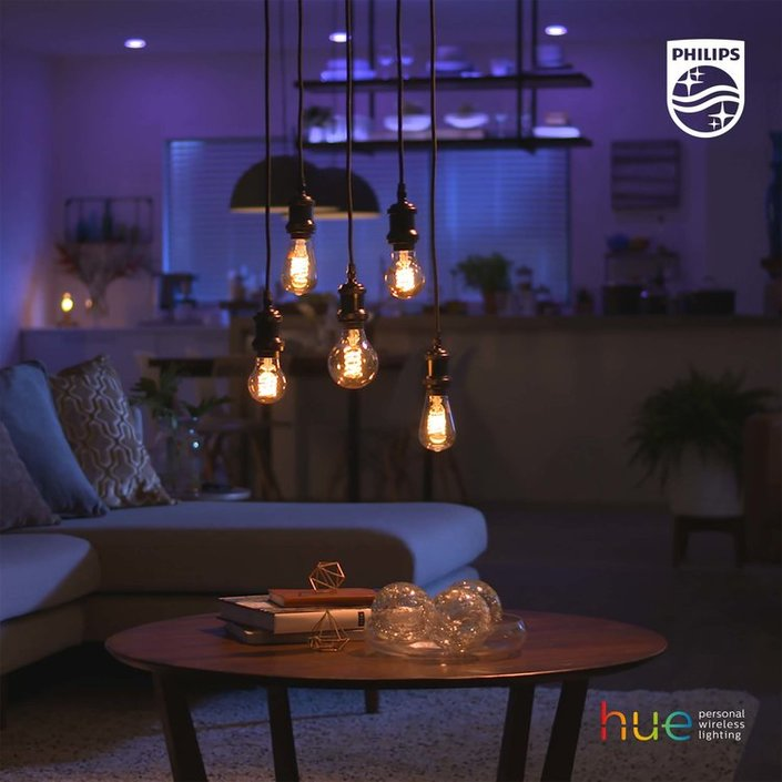 Philips Hue Bluetooth decoratieve globe - warmwit licht
