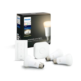 Philips Hue Bluetooth starterkit - warmwit licht - E27