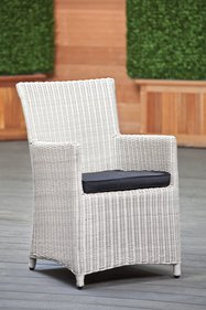 Gardexo Bellano wicker tuinstoel