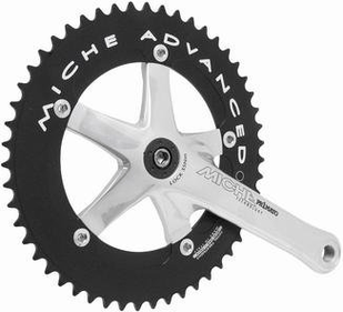 Miche Primato Advanced Pista crankset 170mm