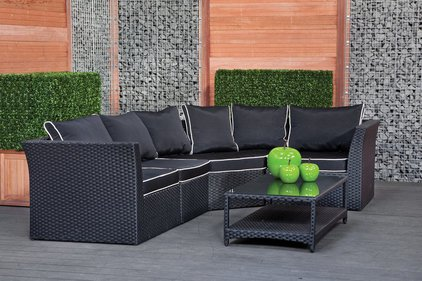 Gardexo Ferrara wicker loungeset