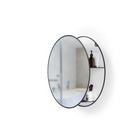 Umbra Cirko bathroom mirror