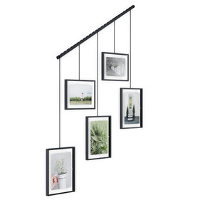 Umbra Exhibit photo frame black