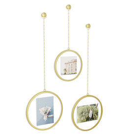Umbra Photochain Circular 3er-Set