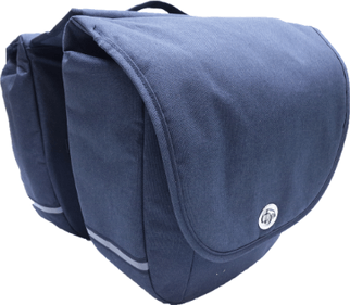Beck Pick-up double bicycle bag
