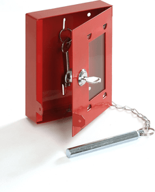 De Raat Window Emergency key box (per 10)