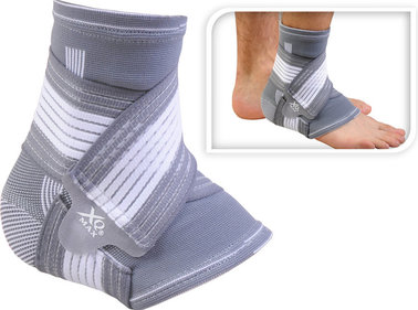 XQ Max ankle brace gray