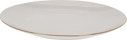 Valetti dinner plate new bone porcelain