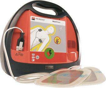 Primedic Heartsave AED