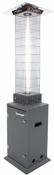 Sunred Atria Grey Flame heater