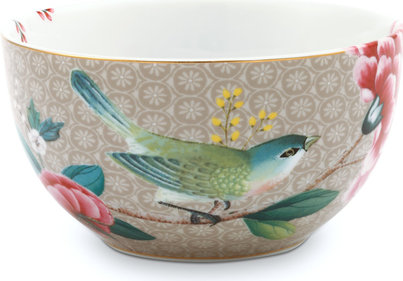 Pip Studio Blushing Birds 12cm kom