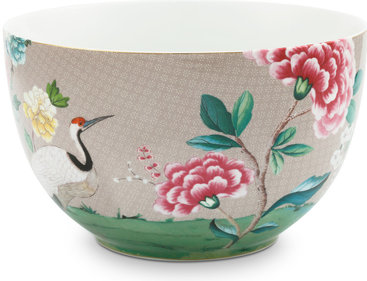 Pip Studio Blushing Birds 23cm kom