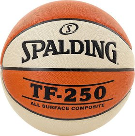 Spalding TF 250 All Surface wedstrijdbal