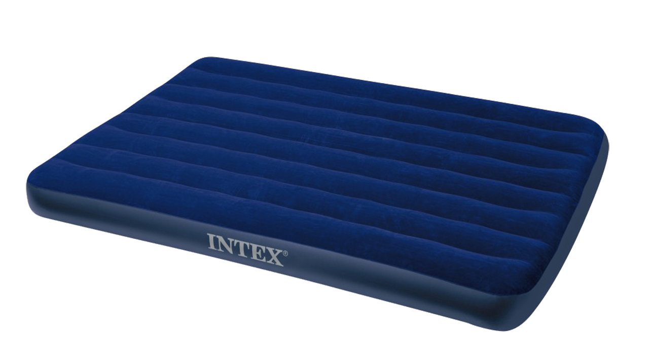 Intex Classic Downy Airbed Full