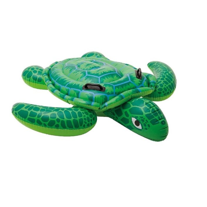 Intex Opblaasbare Schildpad Ride on klein