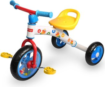 Fisher-Price driewieler met ratelwiel