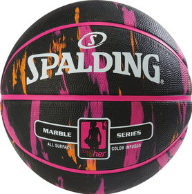 Spalding NBA Marble 4Her basketbal