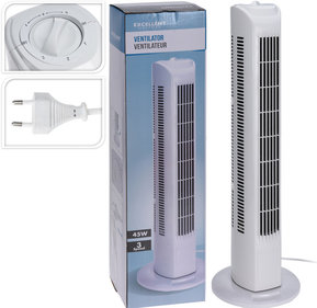 Valetti Classic Tower Fan gulvventilator