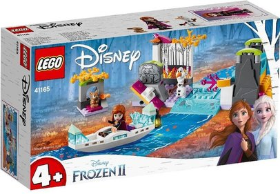 LEGO Frozen Anna Canoe Expedition - 41165