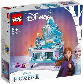 LEGO Frozen Elsa Jewelry Box Creation - 41168