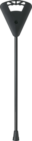 Flipstick Walking Stick Black
