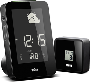 Braun BNC013 weather station clock