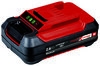 Einhell Power-X-Change 18 V / 2600 mAh Plus / Lithium-Ion Accu