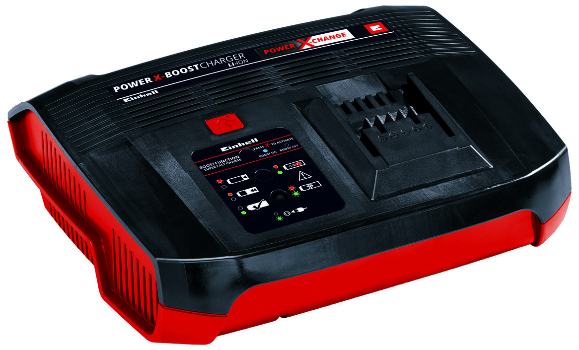 Einhell Power-X-Change 18 V Booster Acculader 6A