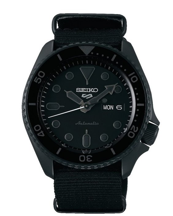 Seiko 5 Sports Herenhorloge SRPD79K1