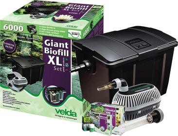 Velda Giant Biofill XL Set