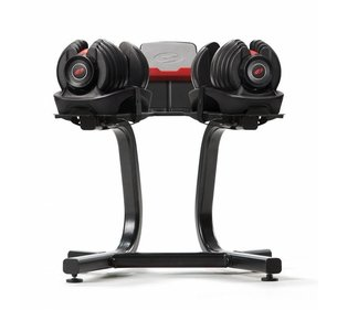 Bowflex Stand met Media Rack voor 552i of 1090i