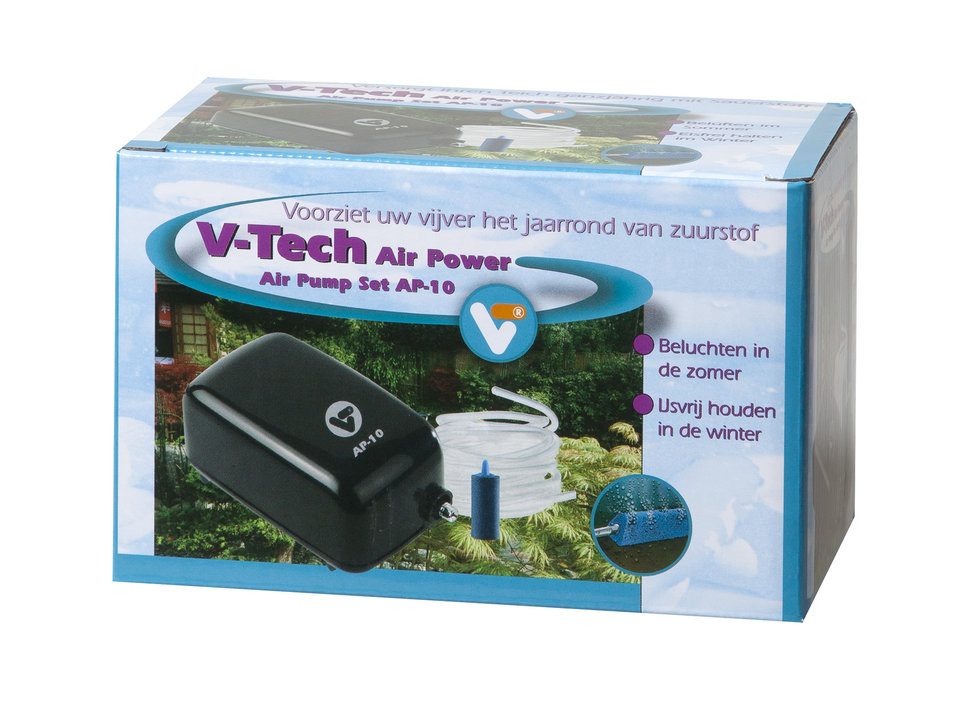 VT V-Tech Air pump Set AP-10, 30, 40 of 50