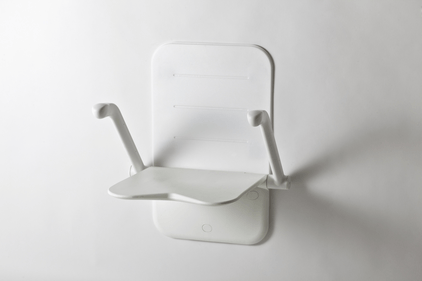 Etac Relax shower seat with armrests and backrest