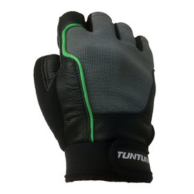 Tunturi Fitness Gloves - Fitness gloves - Sports gloves - Fit Gel - S