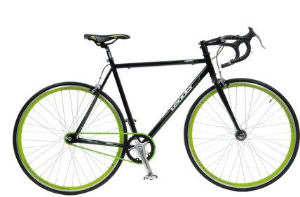 Leader Fixed Gear Lime Green