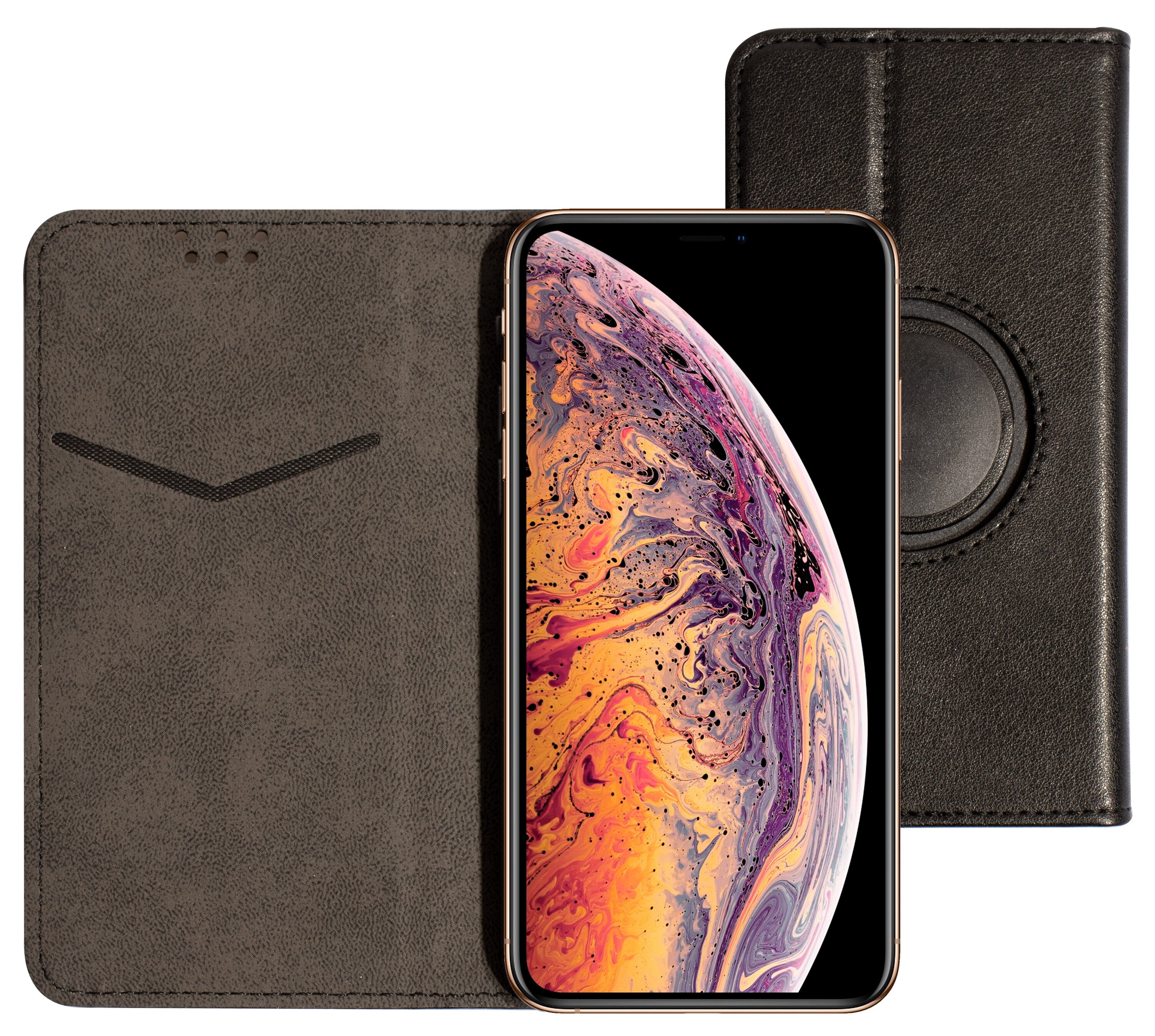 Mobiparts Classic Wallet Case - Universal Size XL