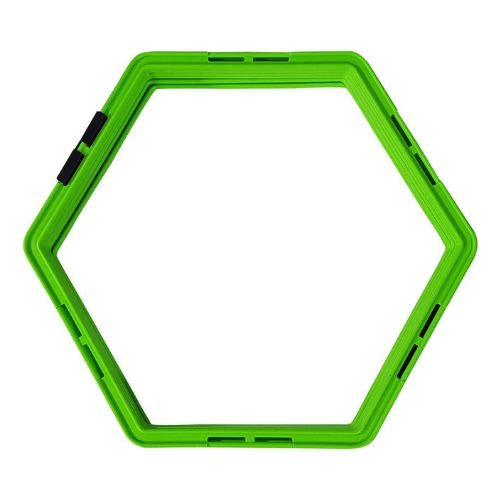 Tunturi Agility Grid - Speed ladder - Loopladder - Hexagon
