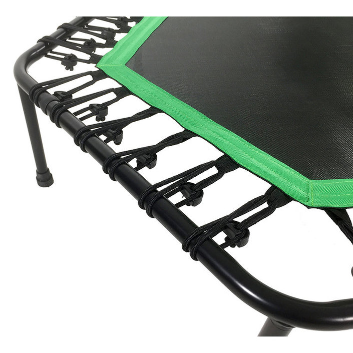 Tunturi Hexagon Fitness Trampoline avec housse de protection