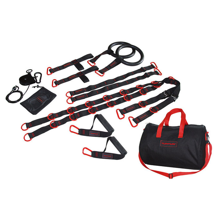 Tunturi Crossfit Trainer - Crossfit Gear - Crossfit Set - Crossfit Suspension