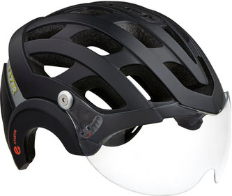 Lazer Anverz NTA + LED bicycle helmet