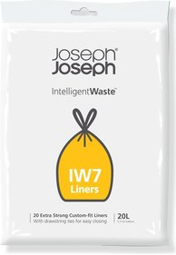 Joseph Joseph Intelligent Waste IW7 20 liter waste bag - 20 pieces