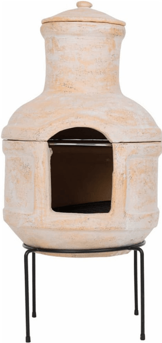 RedFire Chimenea Lima with Grill