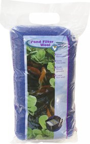 VT Pond Filter Wool Blue