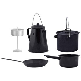 Esschert Design Campfire cooking set