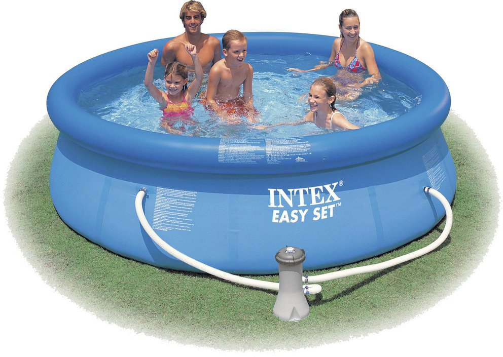 Intex Easy Set Pool 244 opblaaszwembad