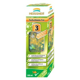 Heissner Pond sludge-free 250 ml