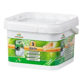 Heissner Pond zeolite incl. Start-up bacteria 3 kg