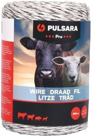Pulsara Electric Fence Pro - 3 mm
