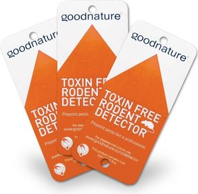 Goodnature Rodent Detection Card Set - 25 Pack