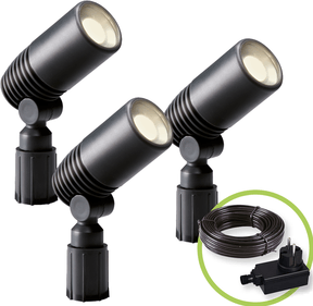 Garden Lights Alder spot - set van 3 st.